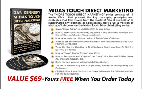 Midas Touch Direct Marketing