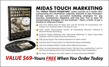 Midas Touch Marketing