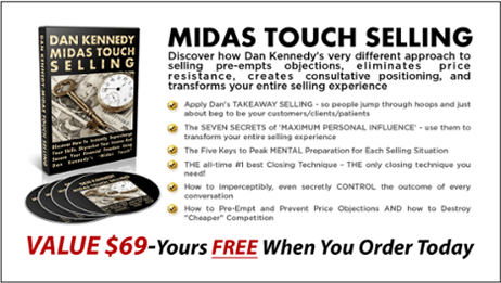 Midas Touch Selling